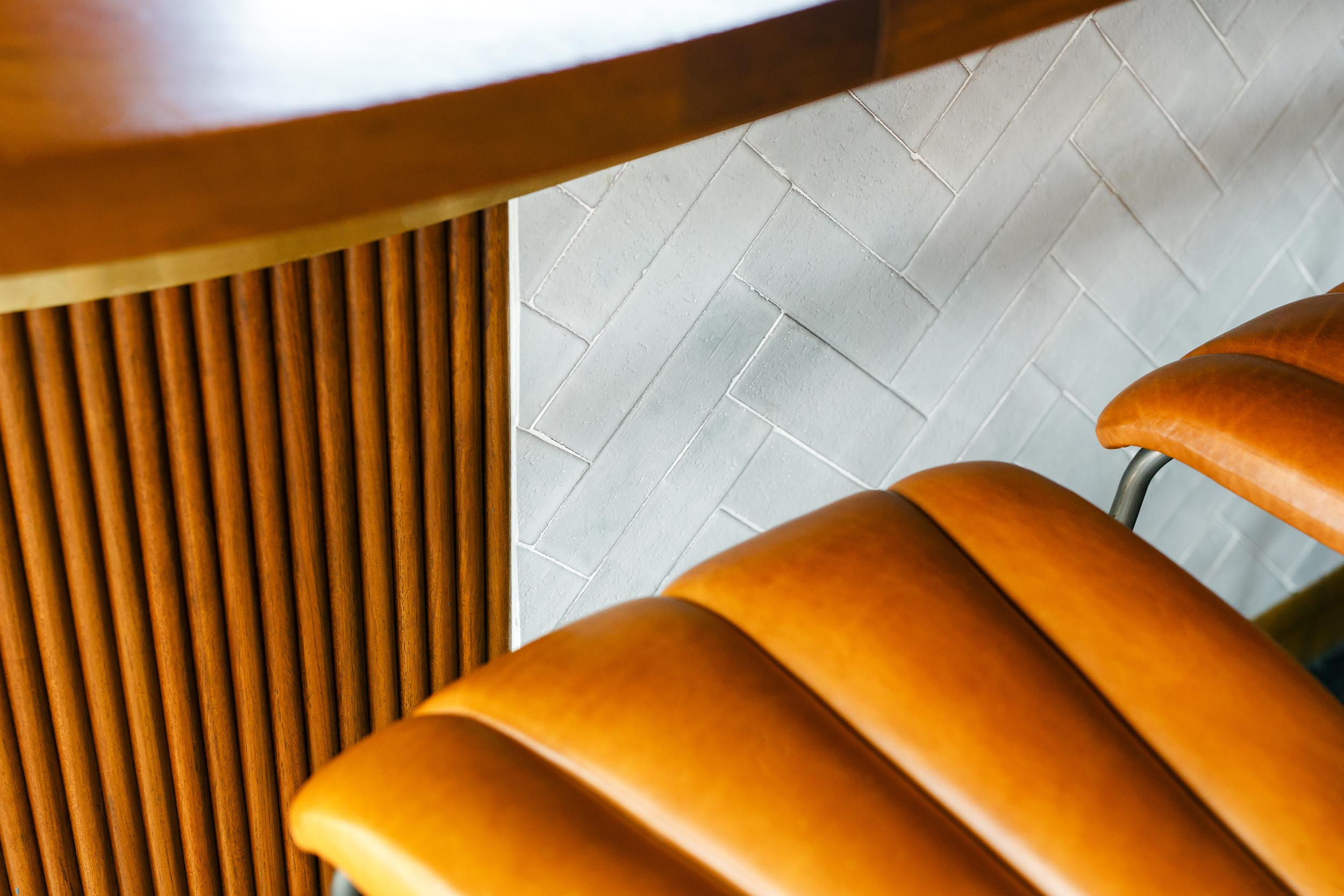 Contemporary Restaurant Photography Interior Design Styles by Worker Bee Supply