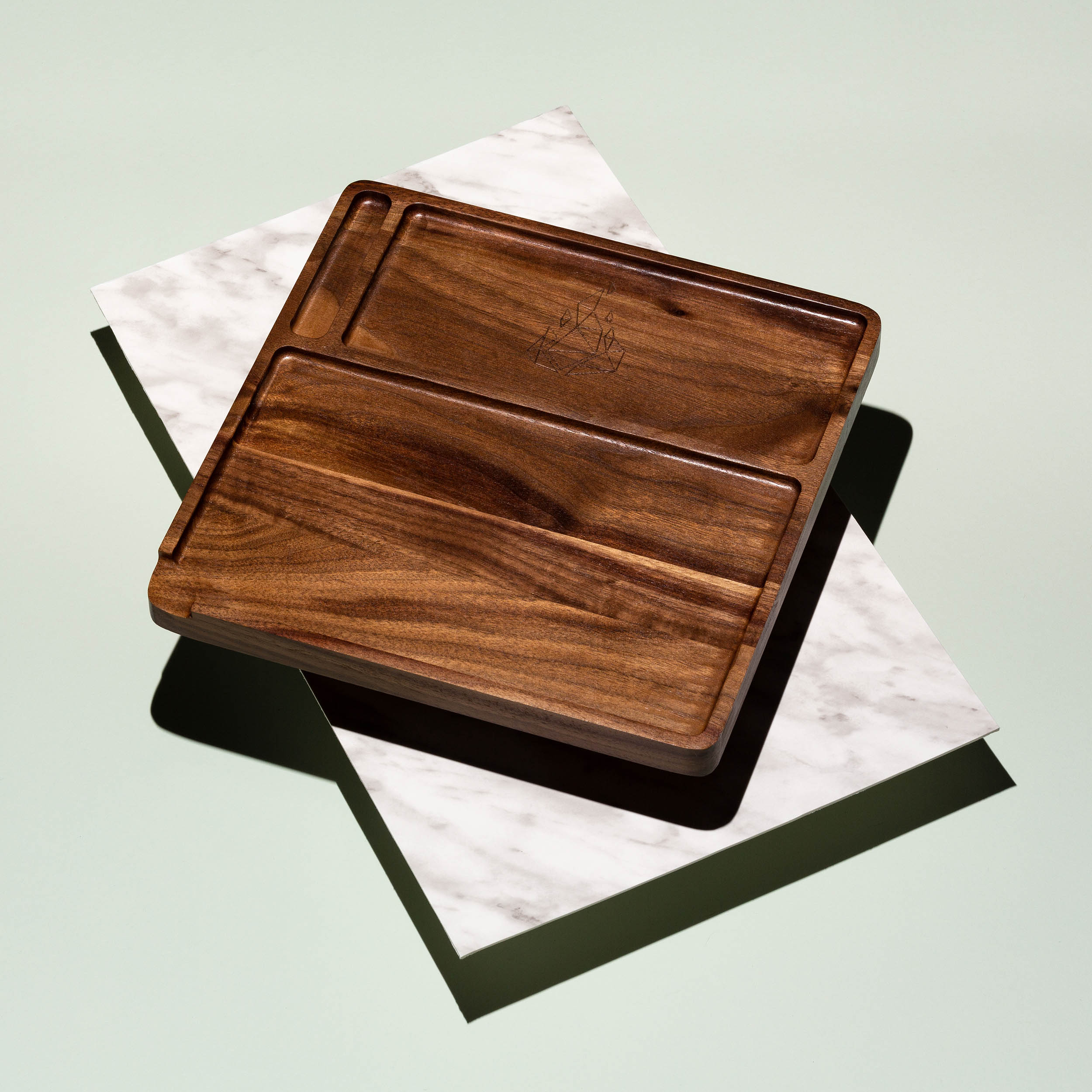 Yaketa Cannabis Rolling Tray Product Photography by Worker Bee Supply
