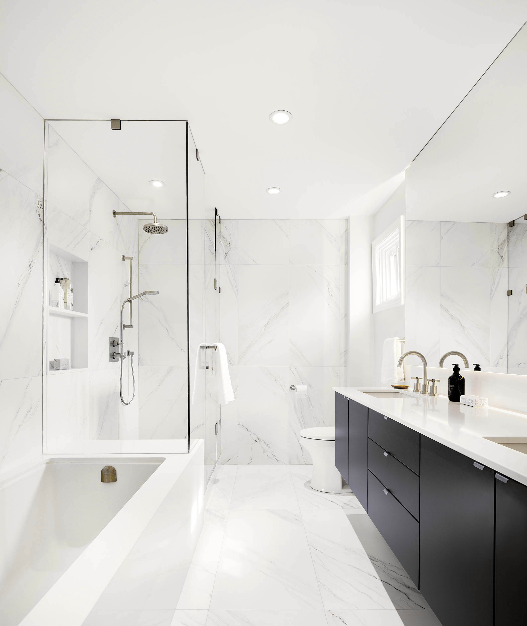 Bathroom Interior Design Inspiration Photography by Worker Bee Supply