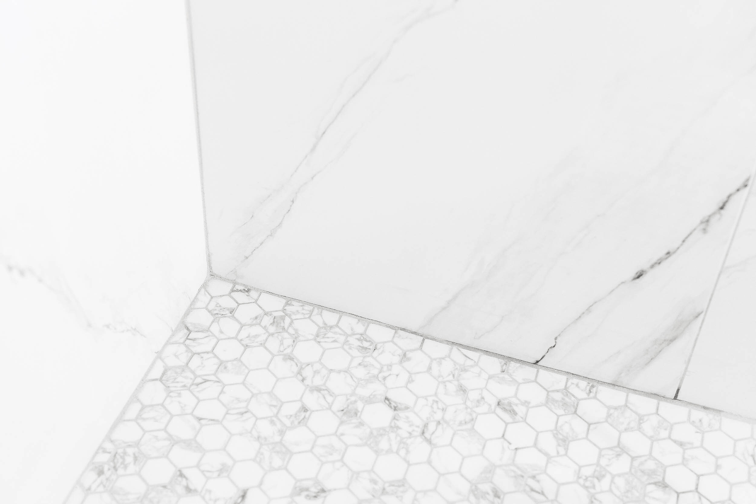 Bathroom Tile Inspiration by Danielle Campbell Design
