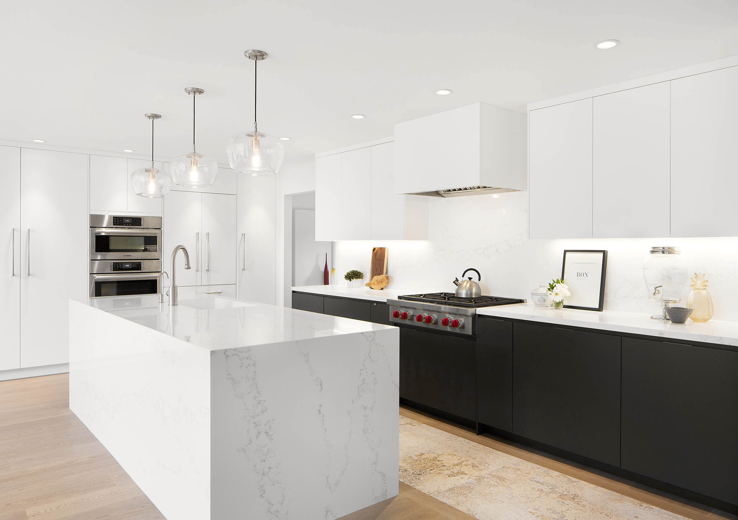 Contemporary Kitchen Interior Design Photos