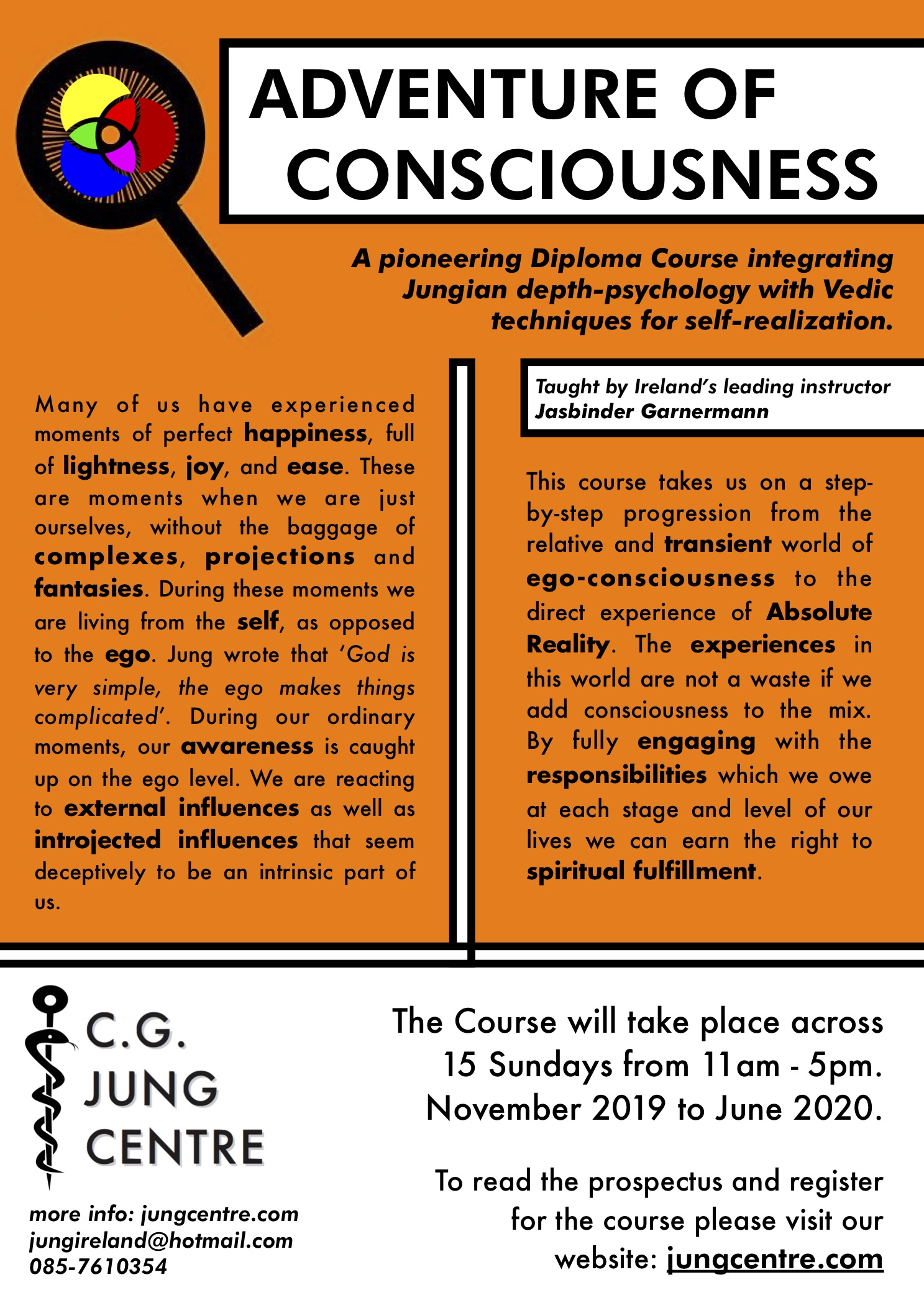 Consciousness — Jung Centre