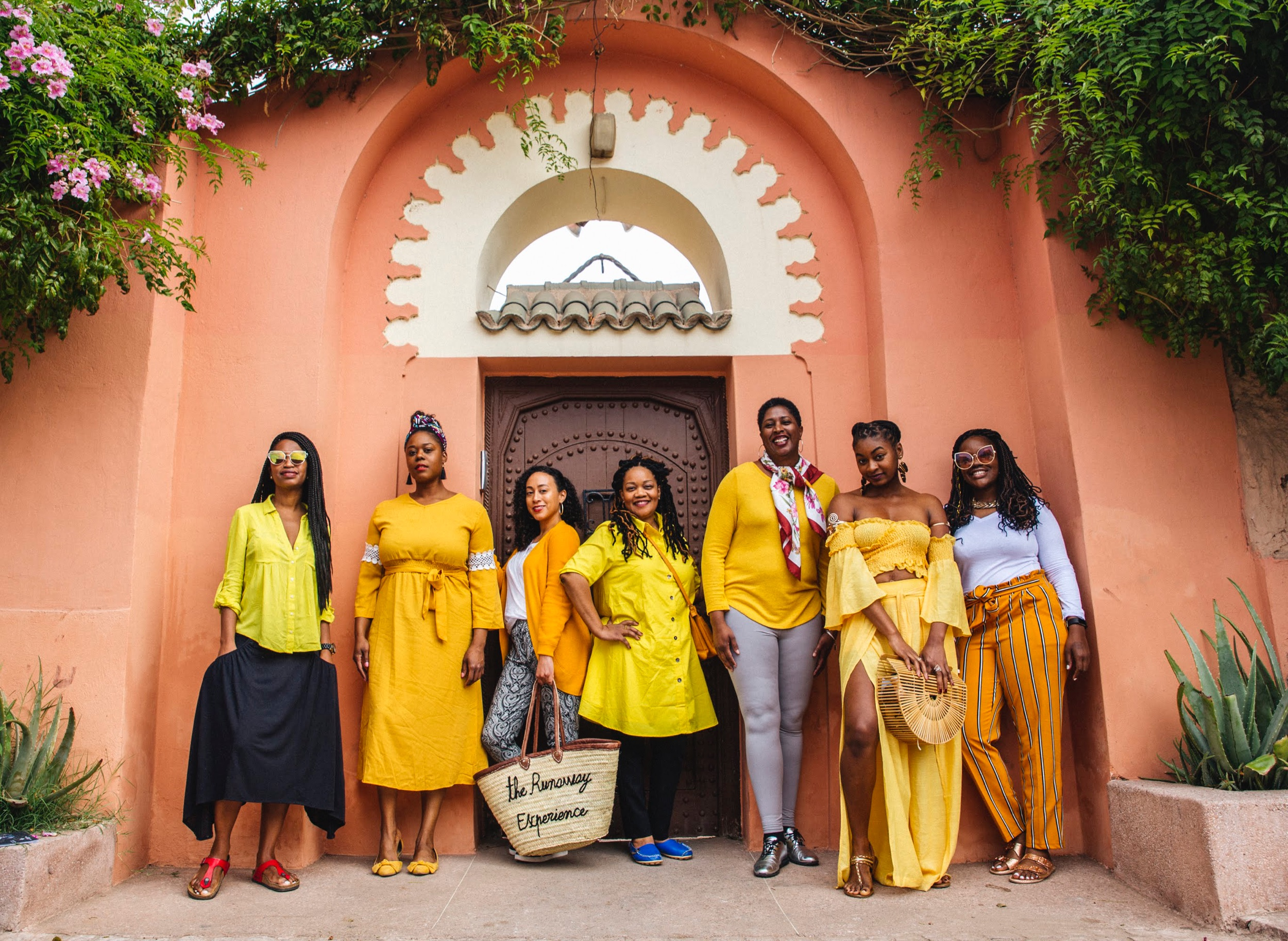photo courtesy of  @alanayolande  at  The Runaway Experience: Morocco