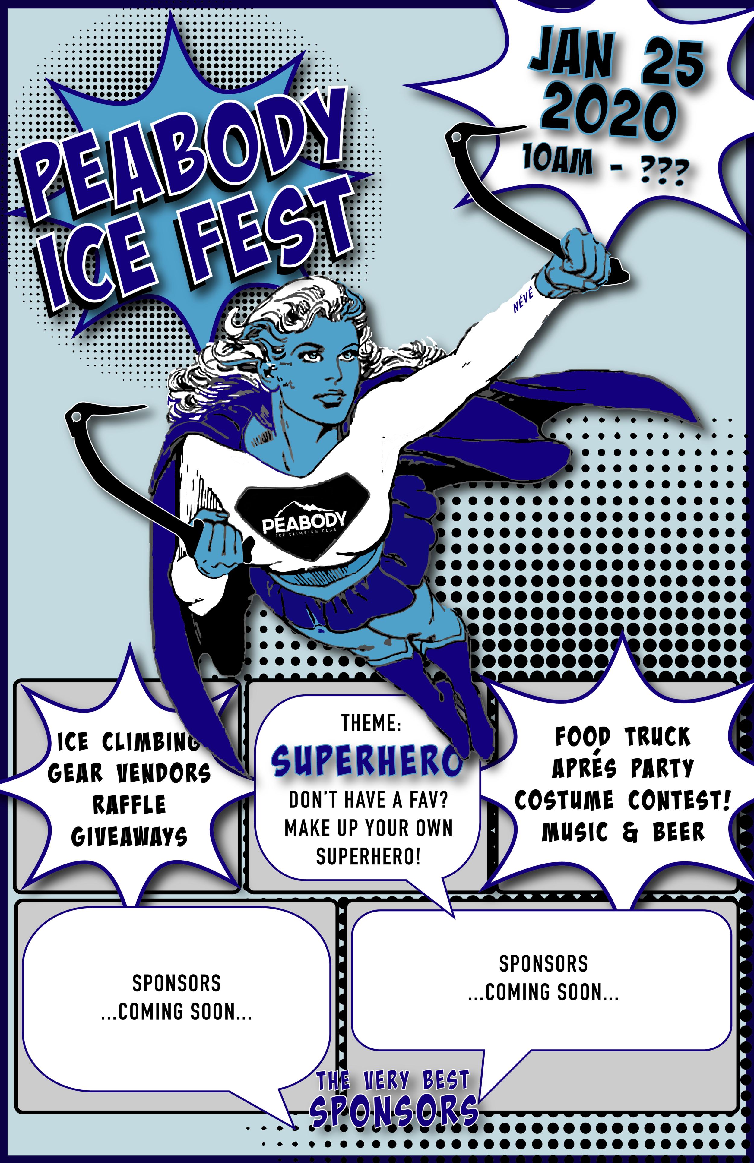 Peabody Ice Fest 2020