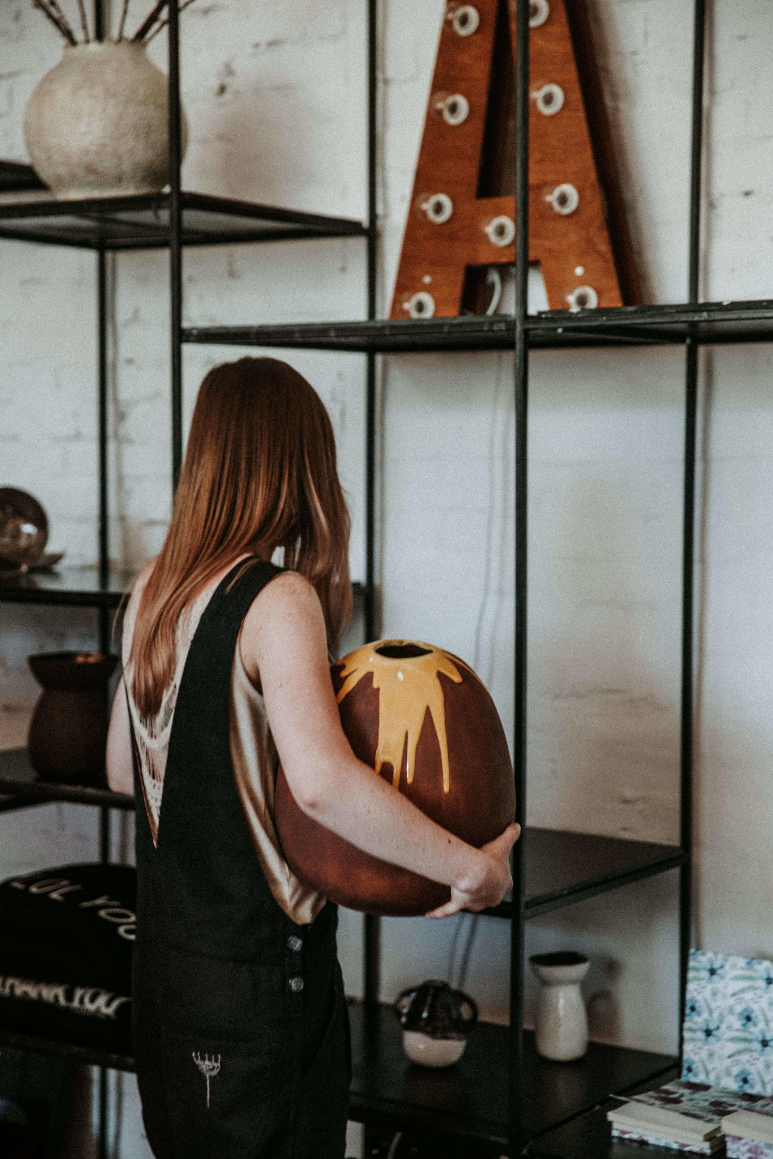 Valentina Arcadi - ceramics Made in moldova