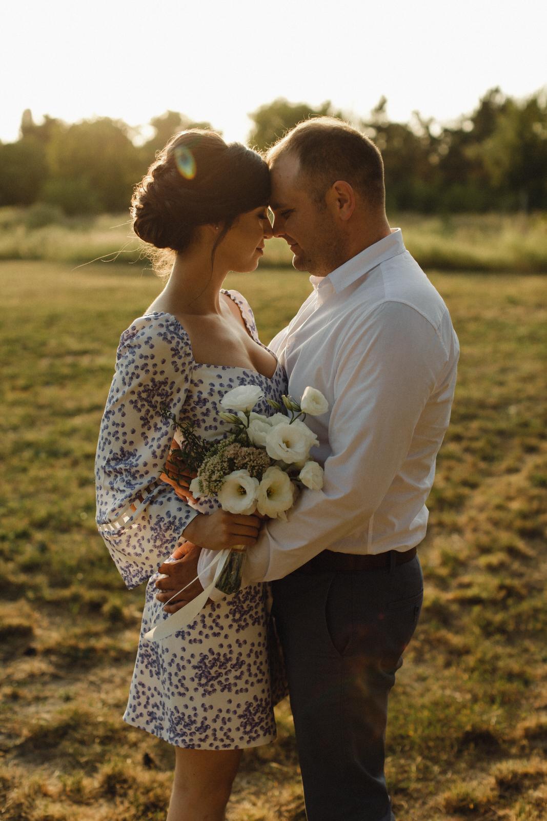 Rita & Vadim - engagement / chisinau, moldova