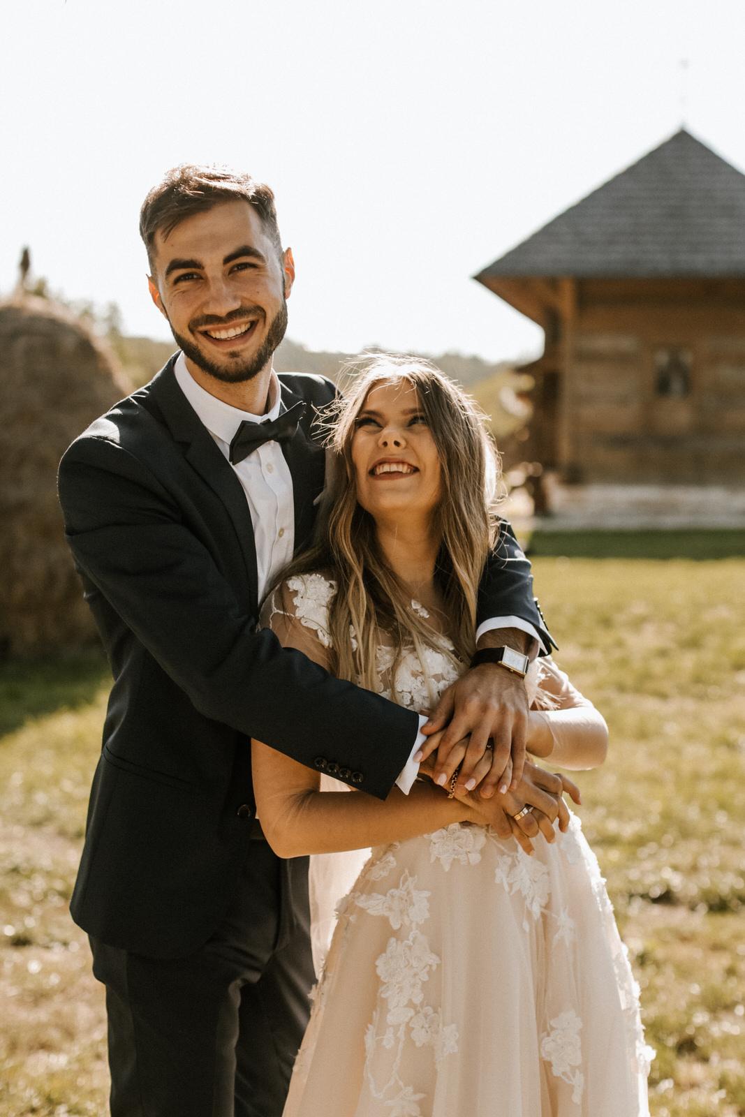 Anya & Ticu - wedding / chisinau, moldova