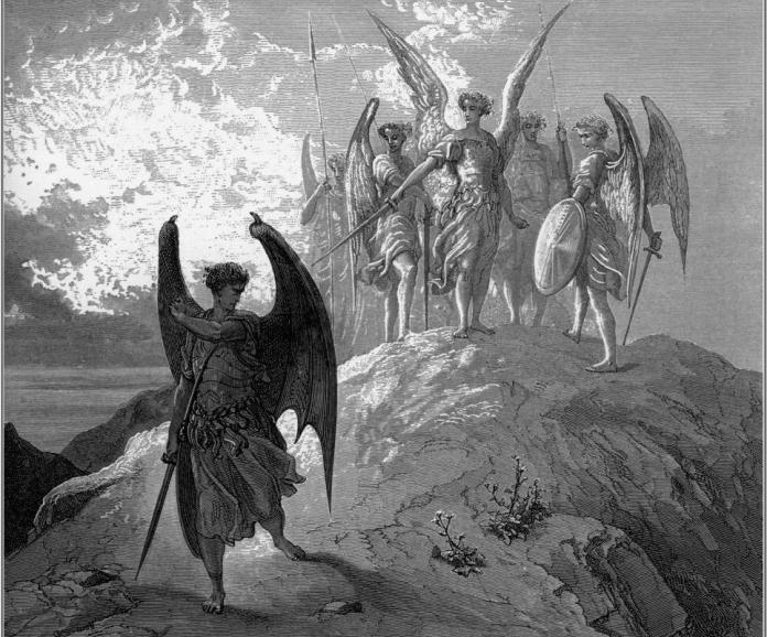 Satanic Activisim in Trump's America - There are those who resent Trump being called The Devil...
