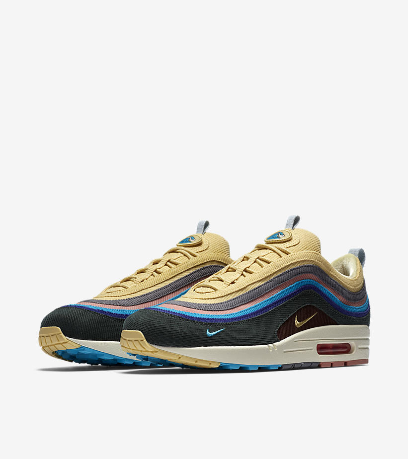 Air Max 1/97 Sean Wotherspoon — ROZE CITY