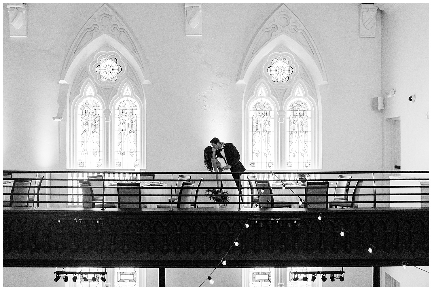 The Transept Cincinnati, OH Wedding Venue Ji Cherir Photography cincinnati wedding photographer  fine art film cincinnati wedding photographer