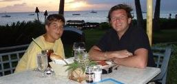 2002: Ryan's 13th in Maui