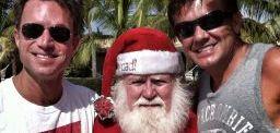 2011: Met Santa