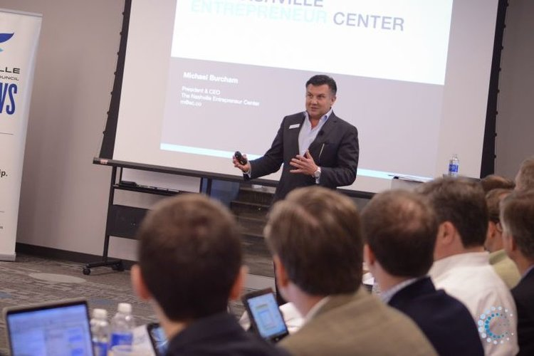Michael Burcham Speaking
