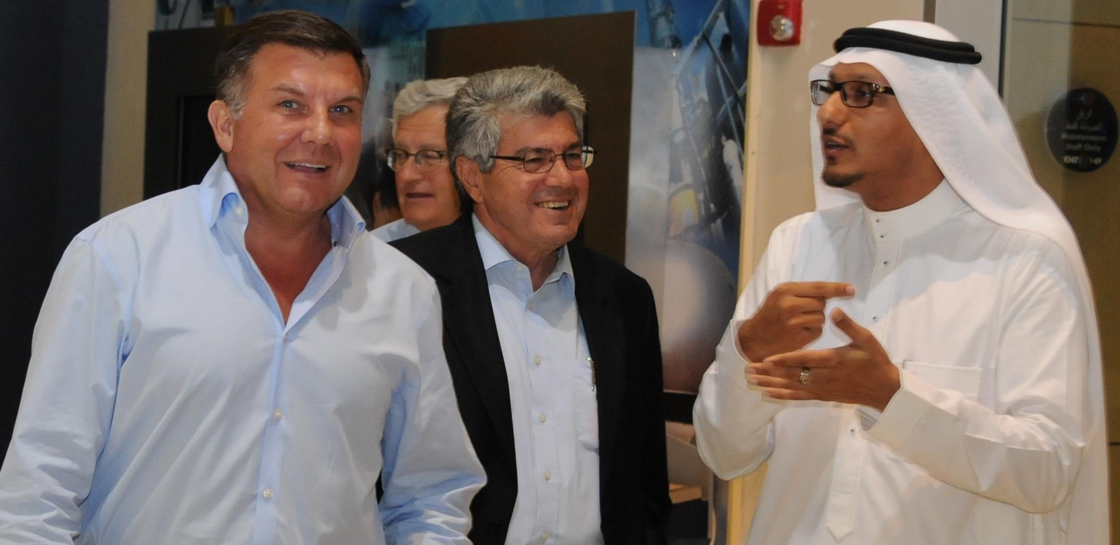 2013: KFUPM I Saudi Arabia