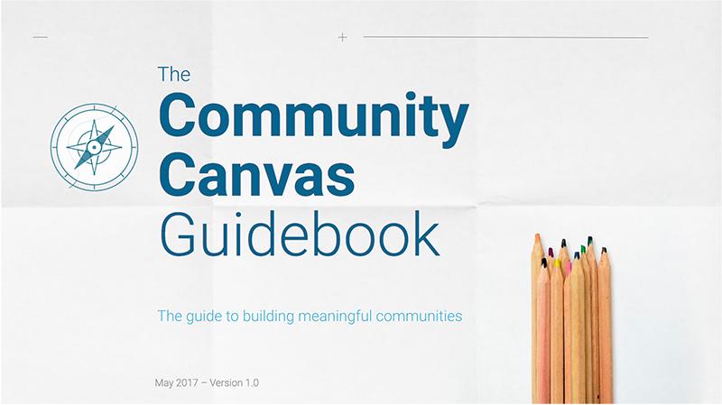 Community Canvas Guidebook
