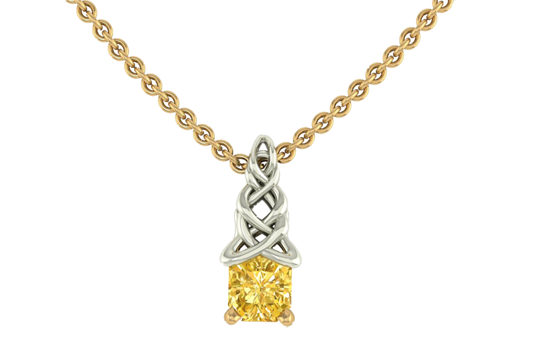 Yellow diamond pendant 03.png