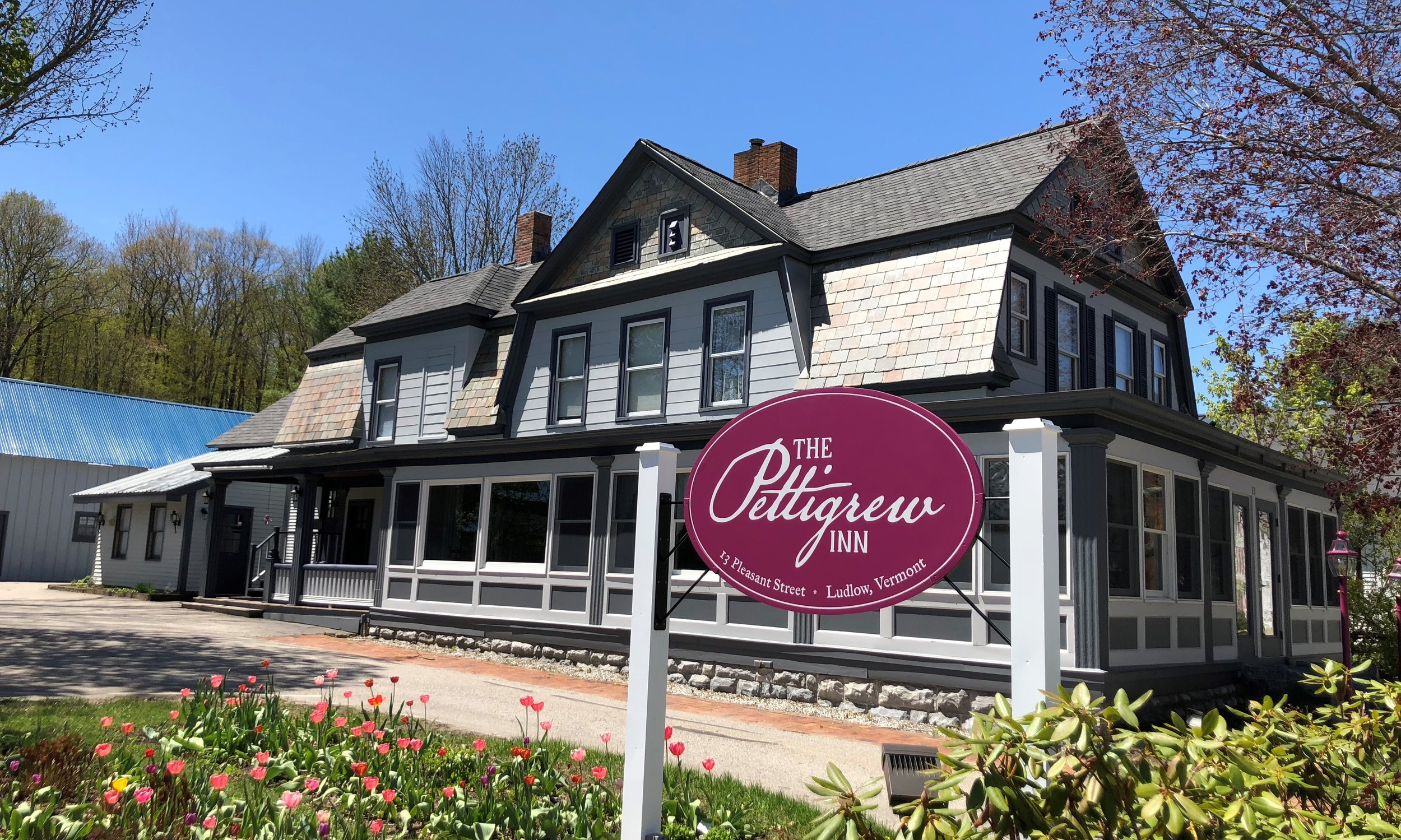 The Pettigrew Inn in Ludlow ,Vermont