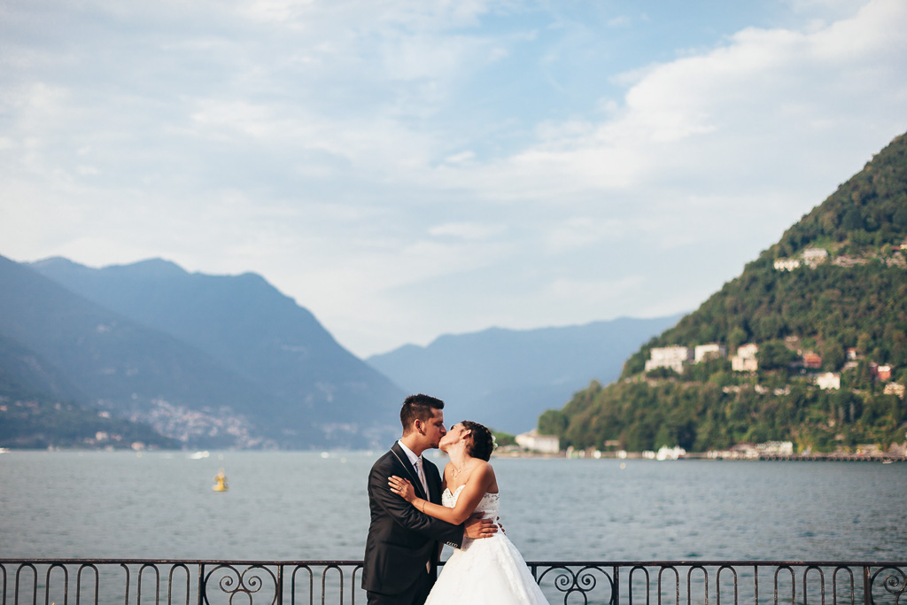 Matteo + Denise - Como LakeClick for the complete gallery
