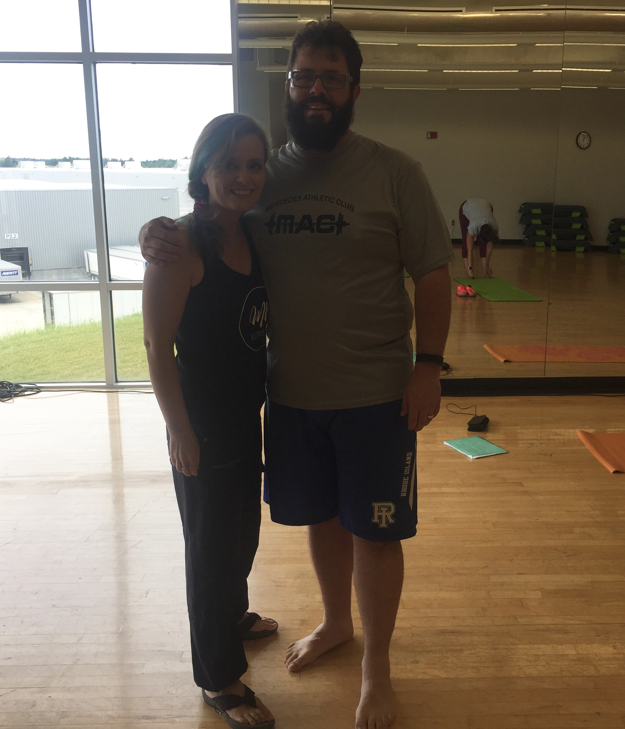 Josh May - Yoga and Group Fitness Instructor