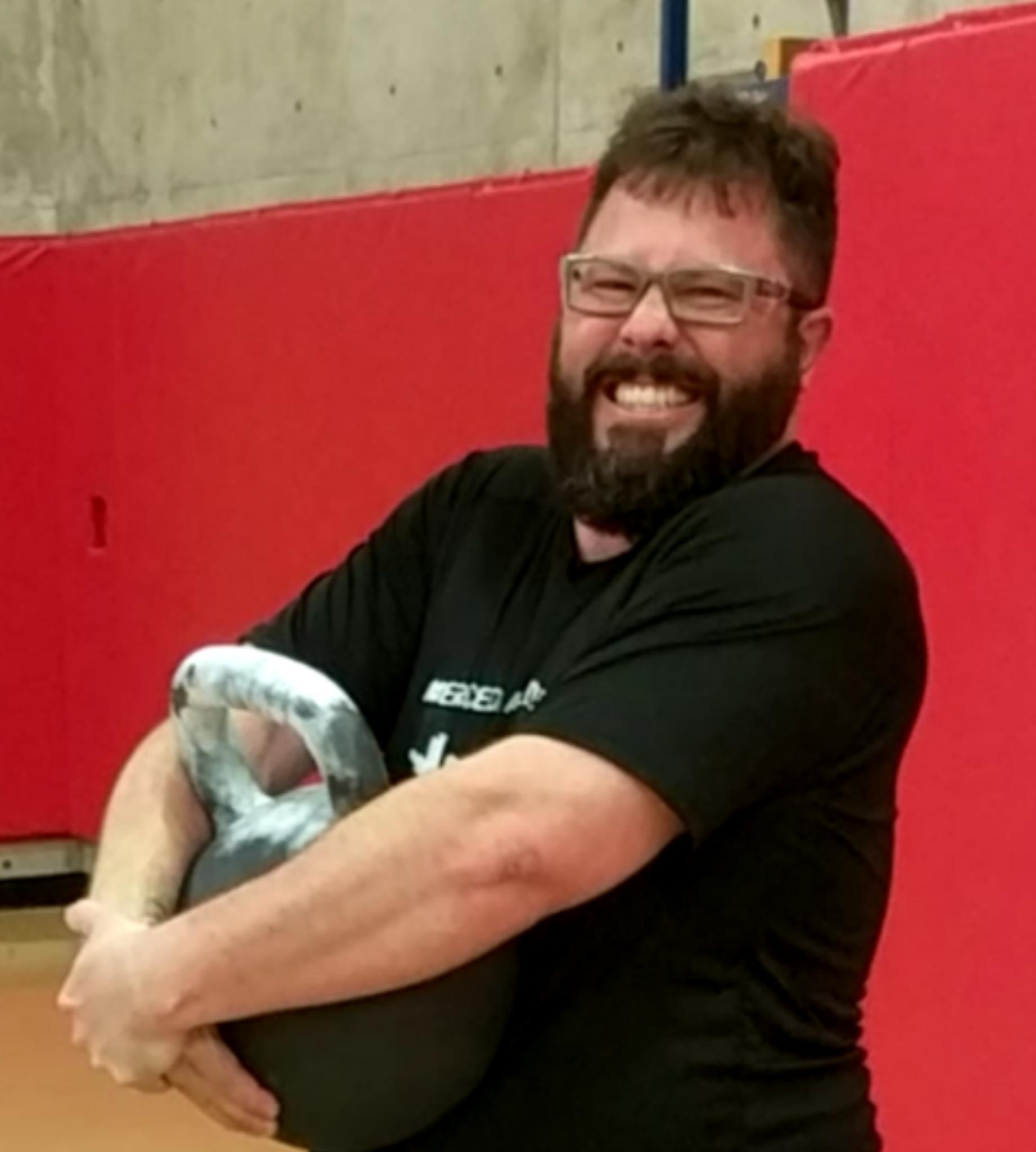 Josh May - Group Fitness/Yoga Instructor, AFAA