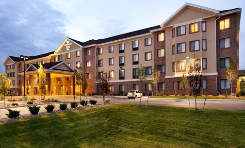 Nearby Hotels  / Above:  Homewood Suites by Hilton Denver