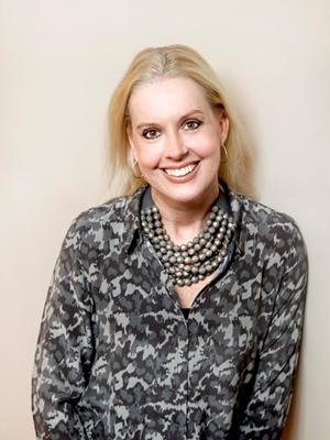 Ashley Prewitt, VP of Account Service