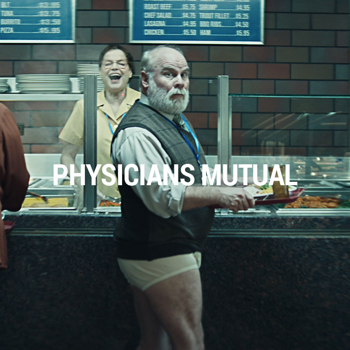 Physicians Mutual High Anxiety
