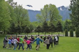 Or Shalom Retreat 2011, Hope BC