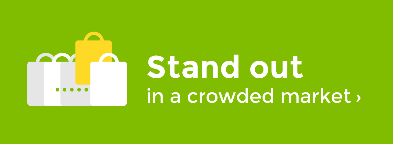 stand out icon