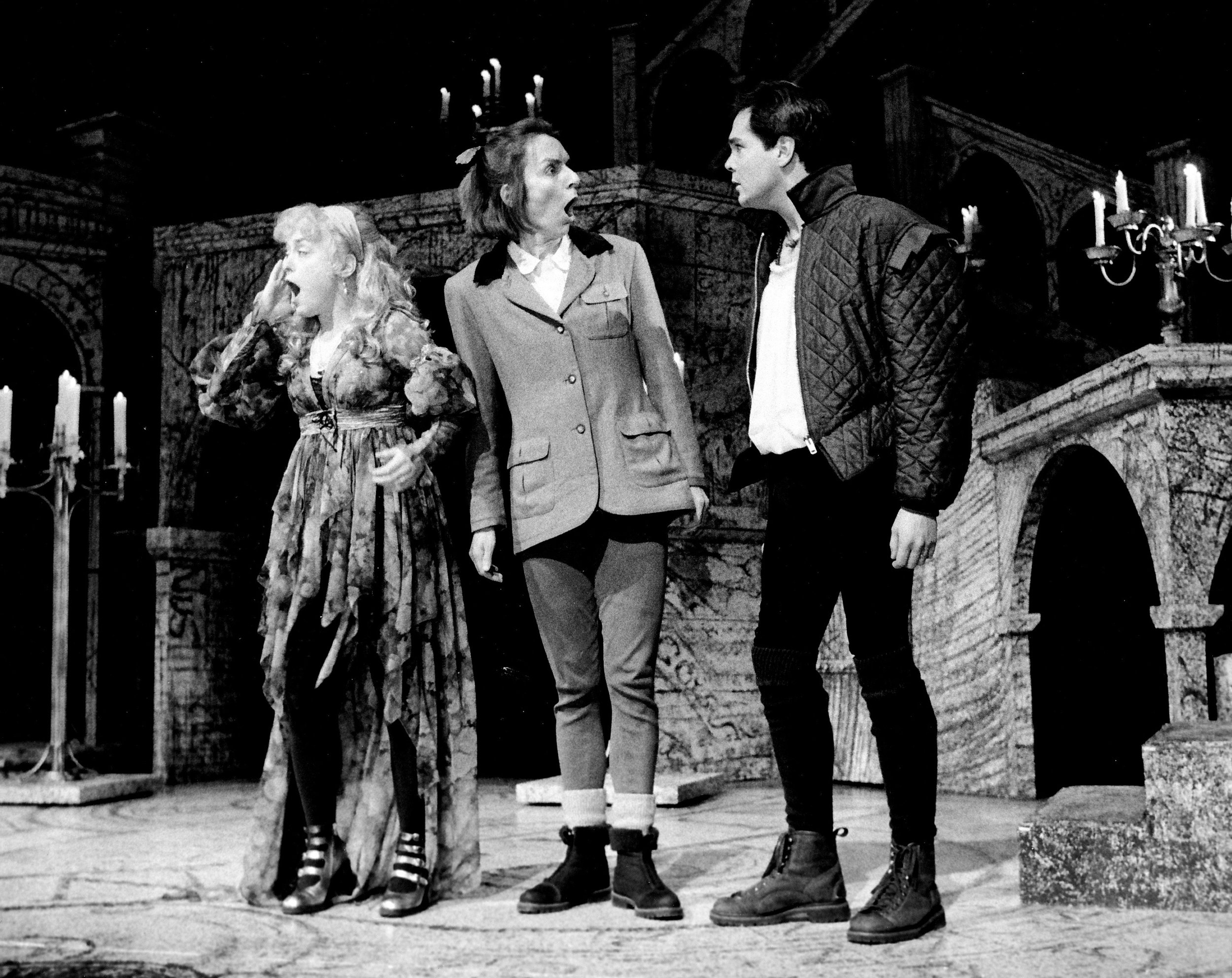Copy of Goodnight Desdemona, Good Morning Juliet