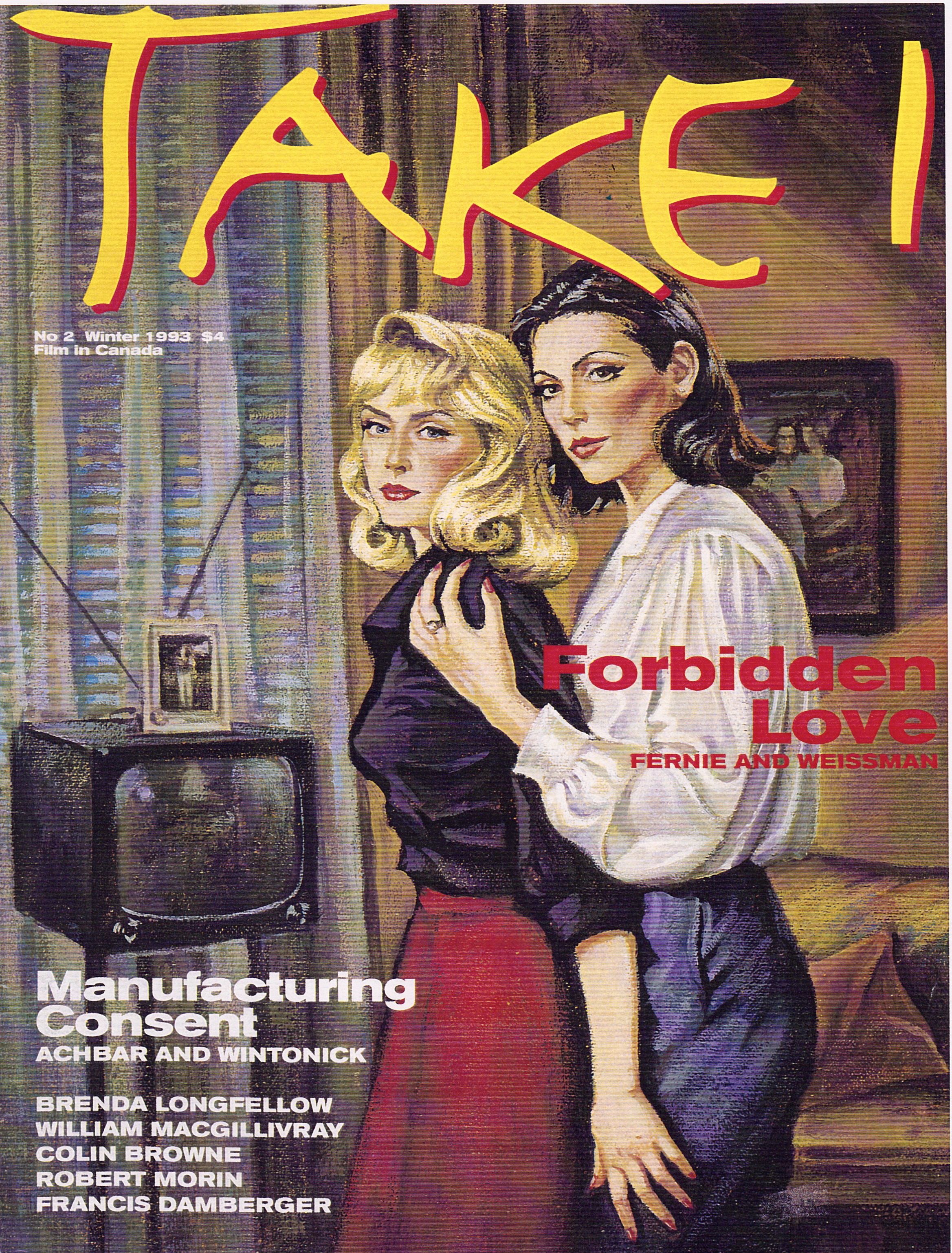 Copy of Forbidden Love - Take 1