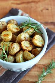Herb-Roasted Red Potatoes -
