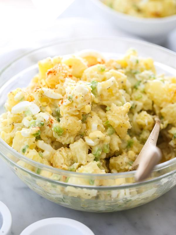 Classic Potato Salad -