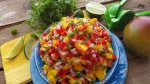 Mango Salsa -