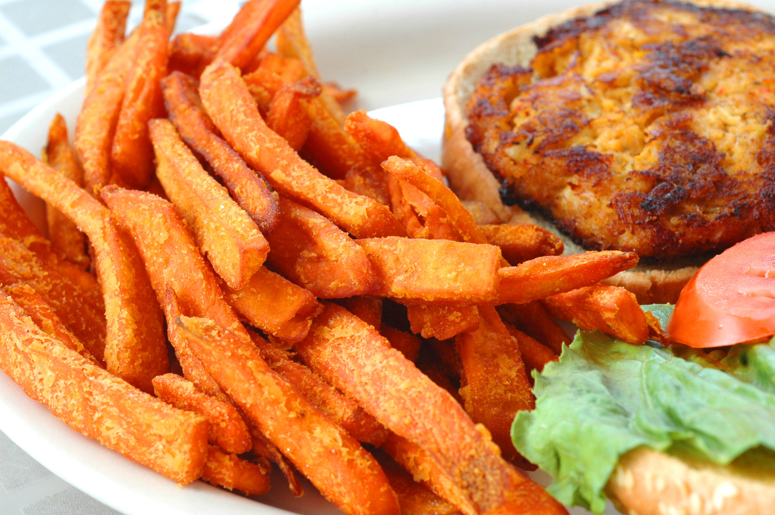 Sweet Potato Fries -