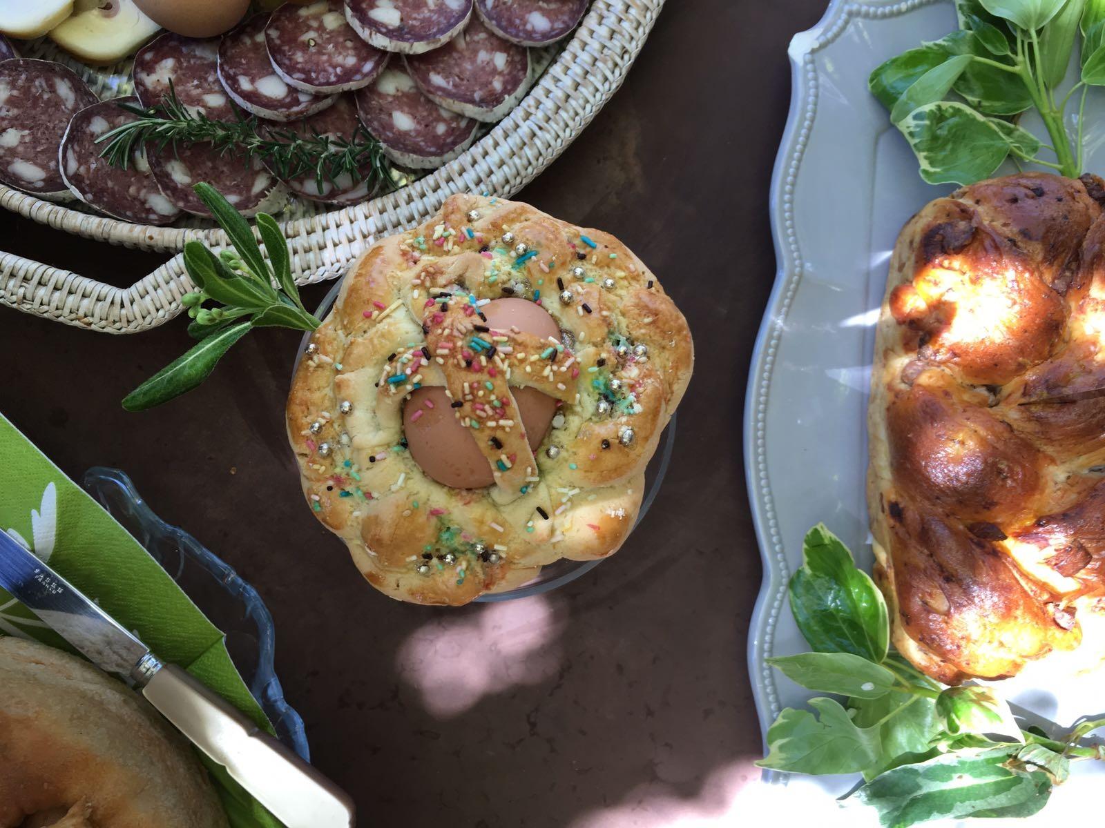 Pic-nic di Pasqua - Per festeggiare con un tocco di originalità, mettete tutto nel cestino. E buona Pasqua open air!