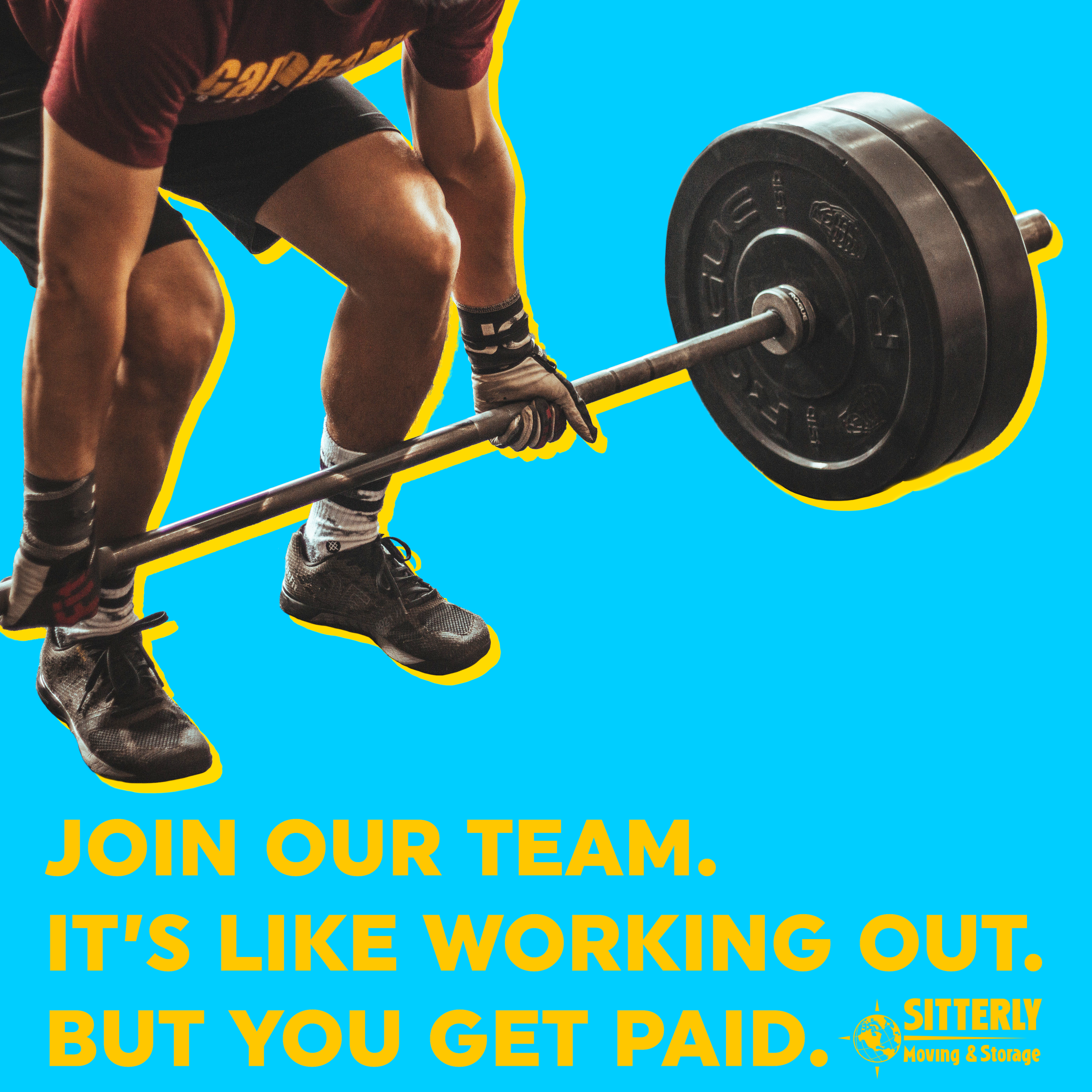 like working out get paid
