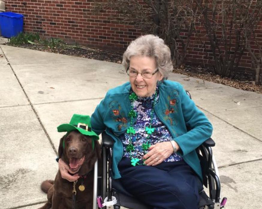 Grandma Helen, RIP.