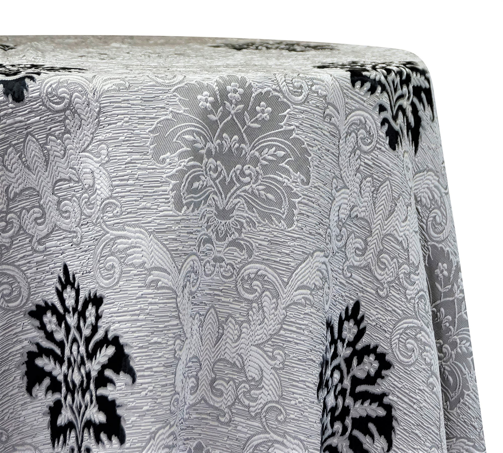 R. Damask Sheer Collection / 5 Colors