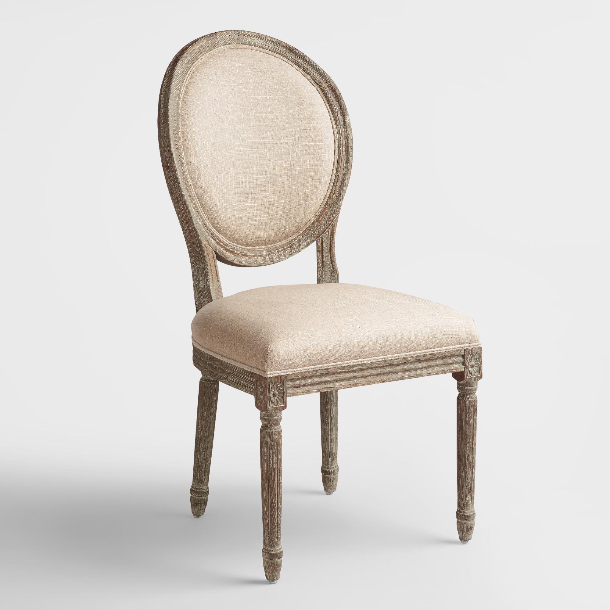 Louis Chair Natural