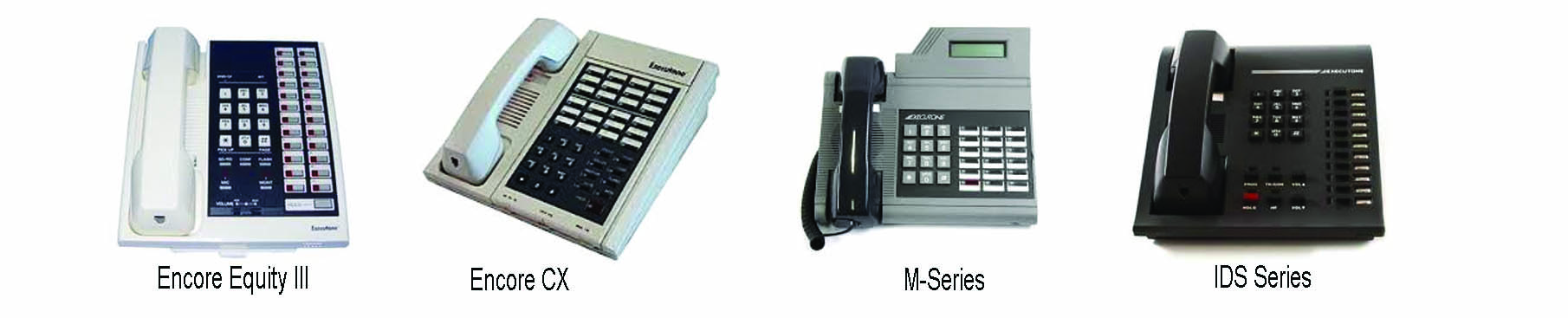 Executone Business Telephone Models