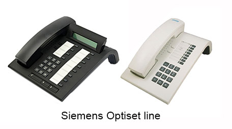 We have both colors for this Siemens line.
