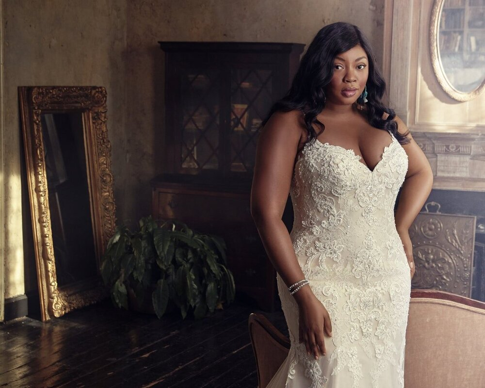 Plus Size — Bridal Traditions