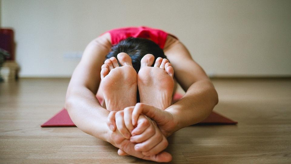 Yoga - Discipline the Mind