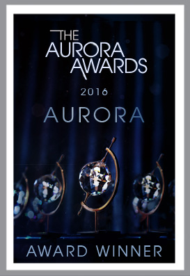2016 Aurora Award Winner