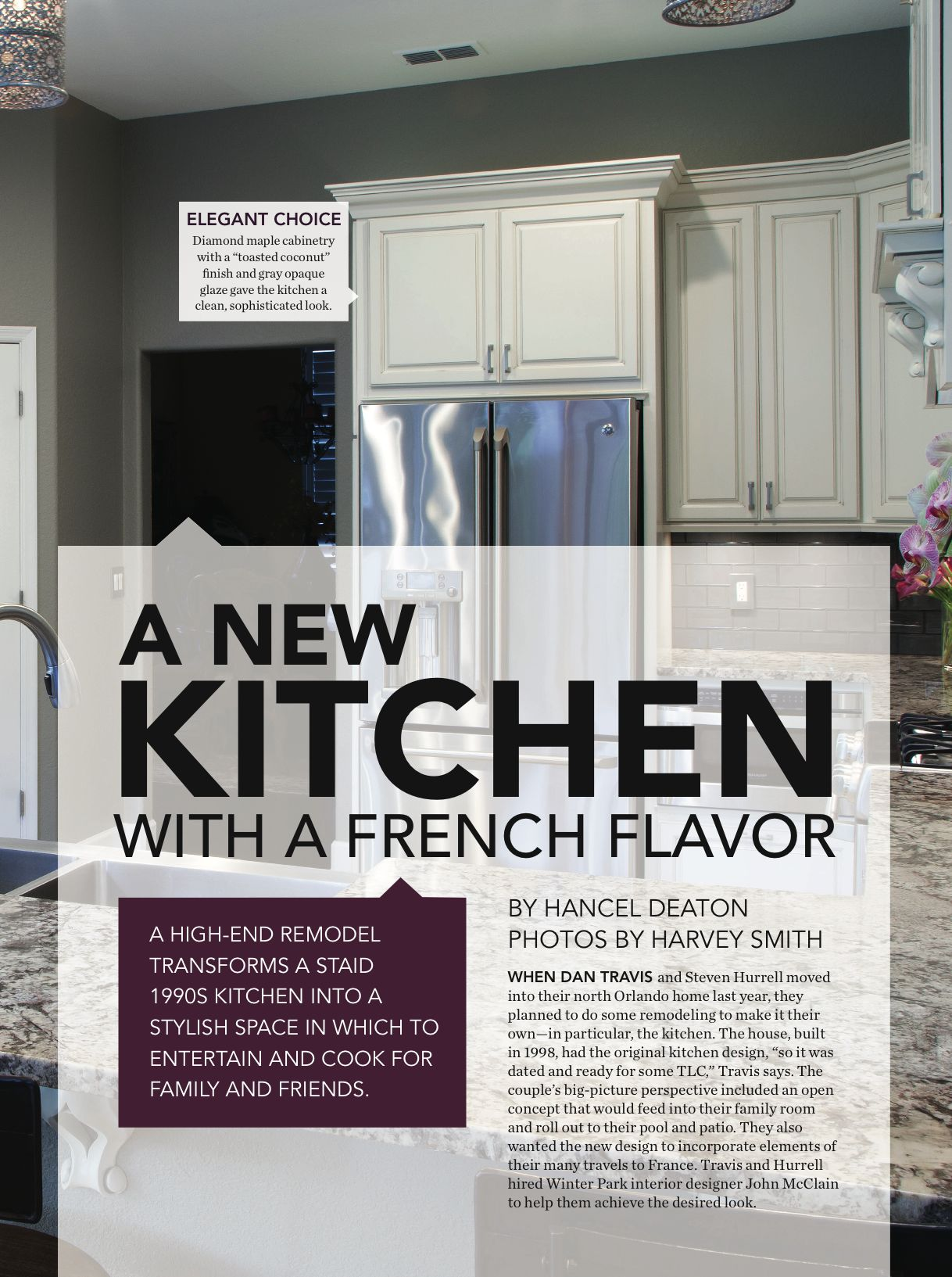 Orlando Home & Garden Magazine