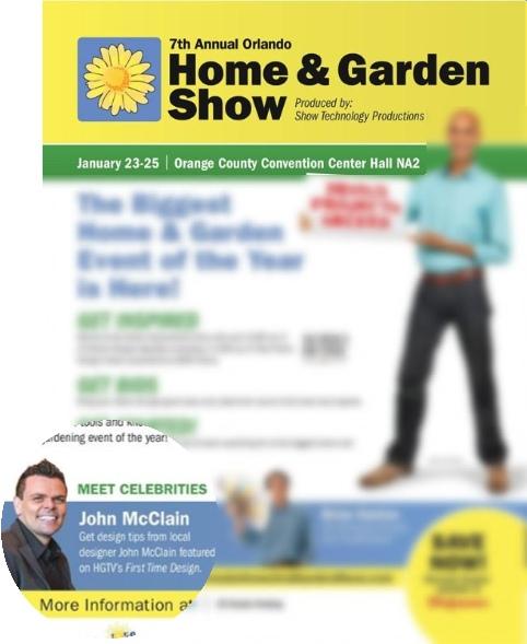 Home & Garden Show Speaker