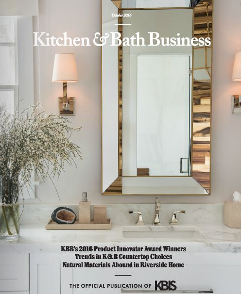 KBB Magazine Cover Feature