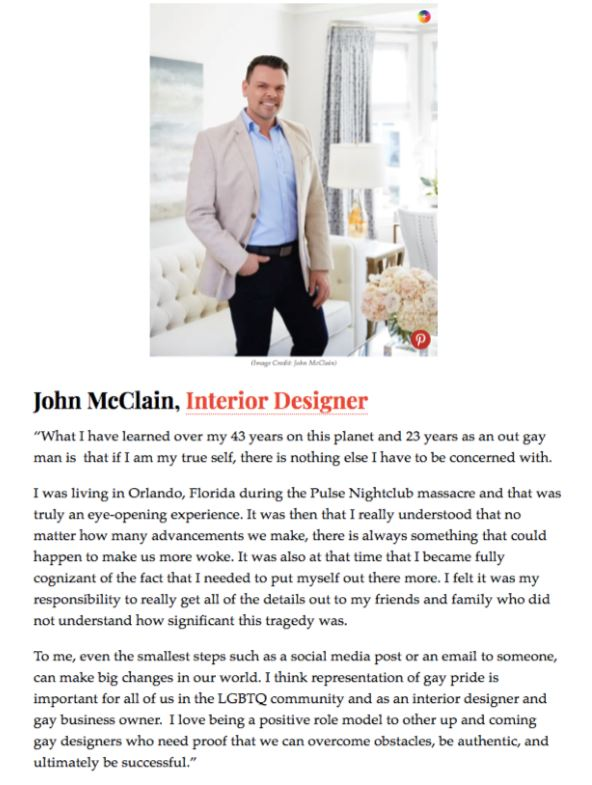 John McClain Apartment Therapy