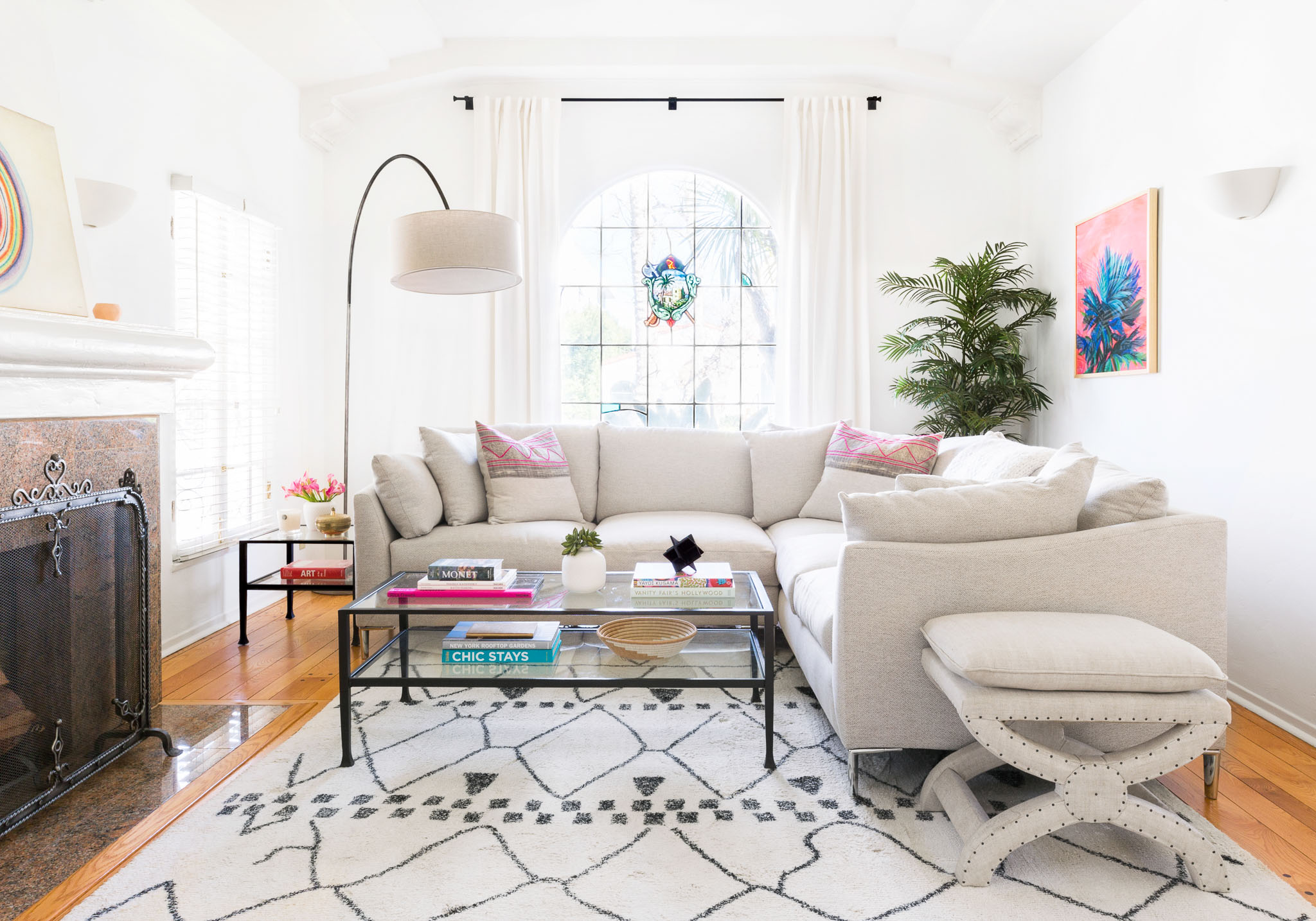 PureWow - Women's lifestyle experts for making life easier, more interesting and of course, more beautiful, PureWow asks Los Angeles based Interior Designer Kerry Vasquez to share her predictions for Interior Design trends in 2019.